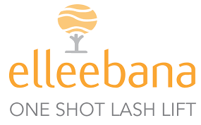 Elleebana One Shot Lash Lift logo
