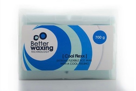 Better Waxing Technology Cool Flexx wax